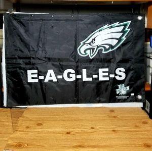 Other - Philadelphia Eagles Pole Flag/ Banner
